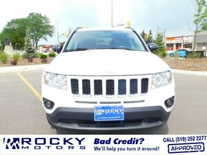 2013 Jeep Compass $19,995 PLUS TAX