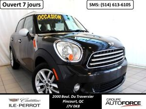2014 Mini COOPER COUNTRYMAN SOLDE!!, TOIT PANO, CUIR,  MAGS