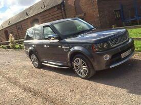 *Stunning 2012 Genuine Autobiography Range Rover Sport Upgrade 2005 2.7