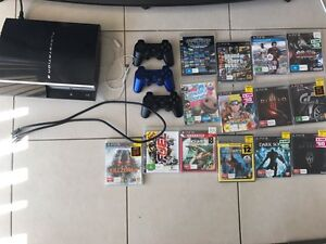 Ps3 with games West Perth Perth City Area Preview