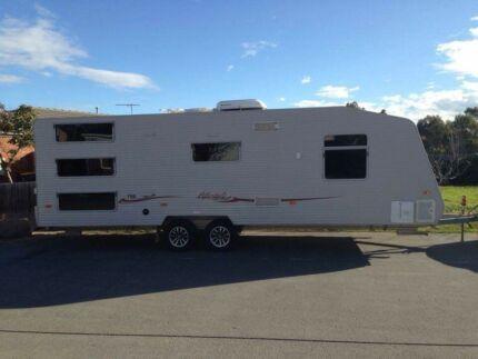 Coromal lifestyle 756 caravan price reduced must sell
