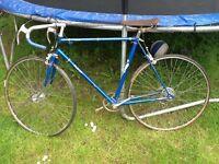 Raleigh gran sport racer bike