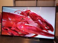 "Toshiba 43"" UHD 4K Smart ULTRA THIN Carbon Titan TV!!DELIVERY!!"