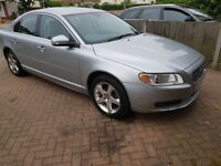2007 Volvo S80 2.4 D SE Lux Geartronic 4dr saloon