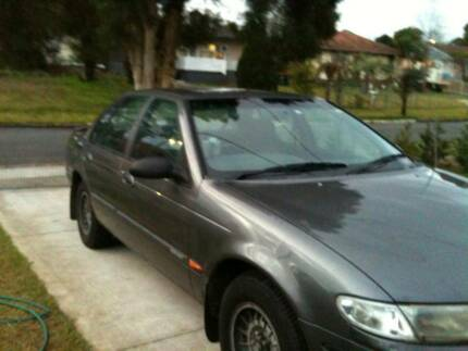 Ef Ford Falcon $500Neg Must Go ASAP Whalan Blacktown Area Preview