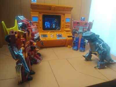 Transformers G1 Teletran Diorama with working LCD Custom