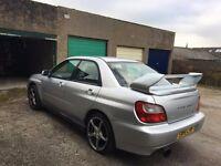 Subaru Impreza - WRX look alike - Non Turbo