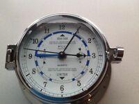 Quartz Tide and Time Clock
