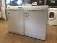 FREESTANDING DISHWASHERS QUALITY ASSURED AND WARRANTED