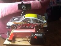 Rc car twin cam
