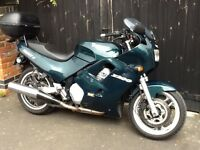 Triumph trophy 1200 full MOT, ready for the summer