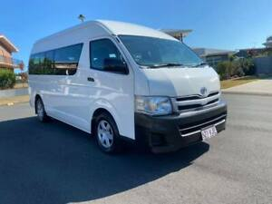 2012 TOYOTA Hiace COMMUTER Underwood Logan Area Preview