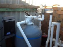 Chloromatic Salt Chlorinator. Pool Sand Filter Kardinya Melville Area Preview