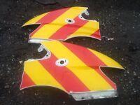 Mk6 transit front wings