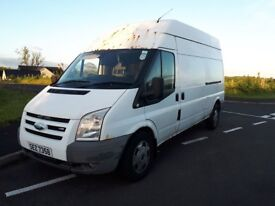 2008 FORD TRANSIT 2.2 140 BHP T350 FWD 6 SPEED VERY SCARE MODEL £1500 ono