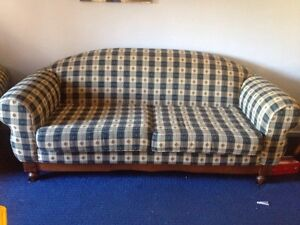 Couch & two armchairs Edwardstown Marion Area Preview