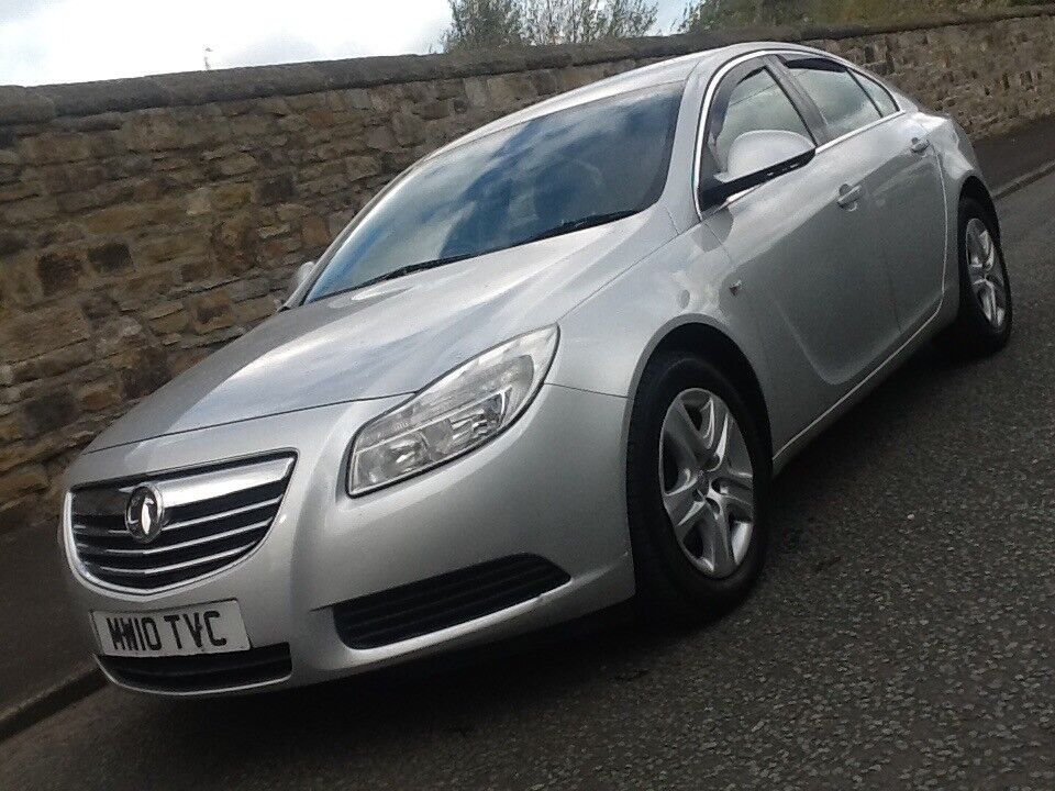 2010 VAUXHALL INSIGNIA 1.9 CDTI EXCLUSIVE AUTO IN SUPERB CONDITION ,, READ ADVERT CAR REQUIRES WORK