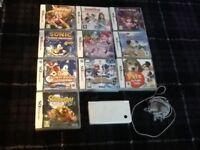 Nintendo ds +10 games