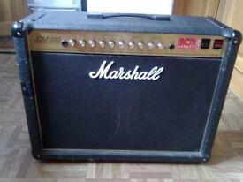Marshall JCM900 Dual Reverb Valve Amp