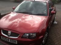 Rover 25 mot until end July ,first £200 drives it away.84000 manual 1.4 petrol