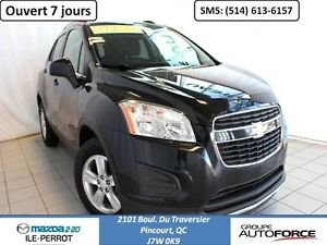 2013 Chevrolet Trax LT TURBO JAMAIS ACCIDENTE