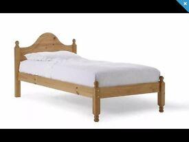 2x single beds an mattresses