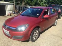 ** NEWTON CARS ** 06 VAUXHALL ASTRA 1.8 CLUB, 5 DOOR, GOOD COND, ALLOYS, MOT JAN 2017, P/EX POSS