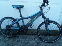 Hartail bike Ghost ( 5-9 years old)