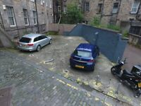 5x Parking spaces for let in extremely quiet but central car park - available from November