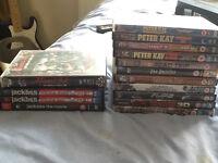 Assorted DVDs - CHEAP