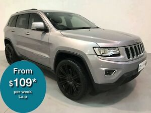 From $109 per week 2013 Jeep Grand Cherokee Wagon Southport Gold Coast City Preview