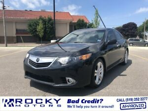 2012 Acura TSX - BAD CREDIT APPROVALS