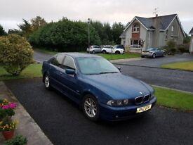 BMW E39 525D 11months MOT