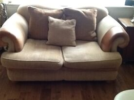 2 & 3 Seater couches in good condition with scatter cushions