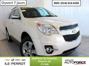 2013 CHEVROLET Equinox FWD 2LT, TOIT OUVRANT, CUIR, MAGS