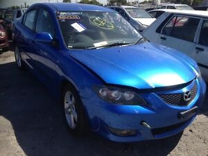 Mazda 3 2005 wrecking Roxburgh Park Hume Area Preview