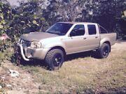 Nissan 2003 navavra 4wd d22 dual cab Str 3.3 v6 Nerang Gold Coast West Preview