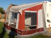 Star camp Quattro porch awning