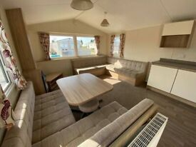 £347 per month, own this static caravan on the Isle of Sheppey, Kent, not harts, 2 & 3 bed finance