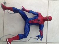 Web shooting spiderman