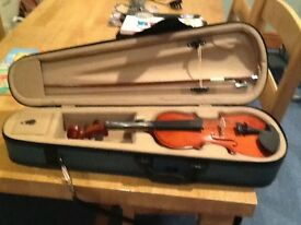 Violin child's 1/2 size Antoni ACV32