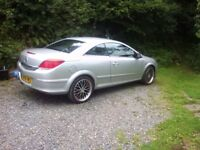 SPARES or REPAIR, Vauxhall Astra Twin Top, Convertible, 1.9 Cdi, 2006,