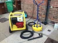 karcher jetwach with honda engine in cage. very powerful ..reduced.. reduced..reduced..reduced..