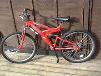Mens Trax TFs.1 Mountain Bike