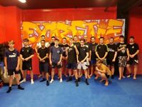 MMA ( Mixed Martial Arts like UFC ) for teenagers in Redhill Surrey