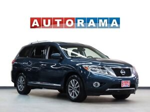 2016 Nissan Pathfinder SL AWD LEATHER 7 PASSENGER BACKUP CAMERA