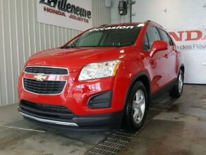 2015 Chevrolet Trax LT 2LT mags bluetooth bas millage