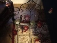 Moroccan Candle display