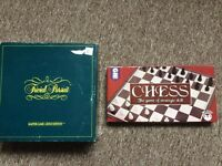 Chess and trivial pursuit