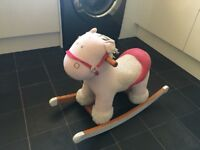 Rocking horse and Walker
